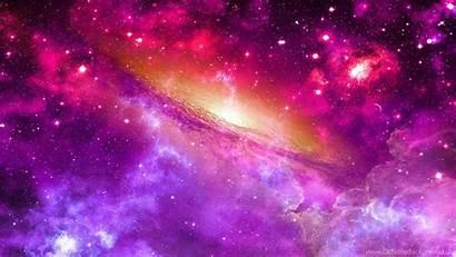 Galaxy Pink Wallpapers Cloud Desktop Background Helix