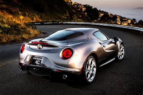 Alfa Romeo 4c Cost by Alfa Romeo 4c Coupes Are Extremely Cheap Right Now Carbuzz