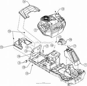 Mtd 13b226jd099  247 290003   R1000   2016  Parts Diagram For Fender