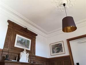 Comment Poser De La Fibre De Verre : renovation plafond toile de verre revtement de rnovation ~ Premium-room.com Idées de Décoration