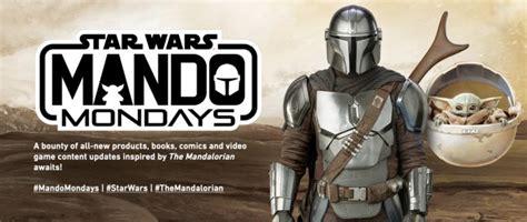 The Mandalorian Merchandise Initiative Mando Mondays Is ...