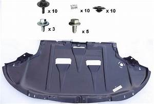 Engine Cover Undertray Fitting Kit Diesel Petrol Audi A4