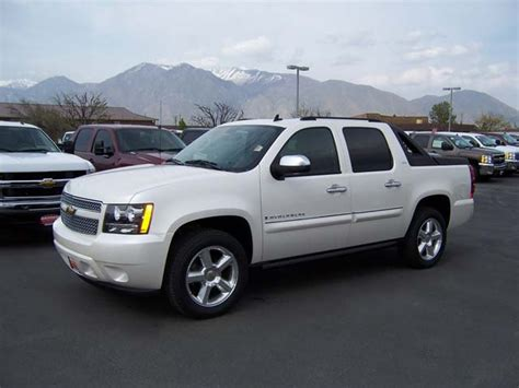 Mbking24 2009 Chevrolet Avalanche Specs, Photos