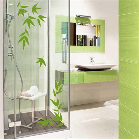 stickers cuisine sticker feuille de bambou pour salle de bain en vente sticker 39 s studio