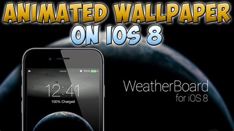 Ios 8 Animated Wallpaper - how to get animated wallpapers on ios 8