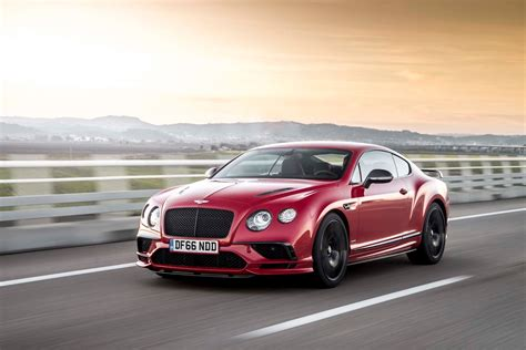 bentley continental supersports 2017 bentley continental supersports front three quarter