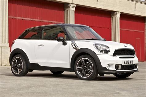 mini paceman  car review honest john