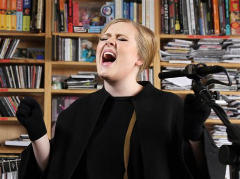 adele tiny desk concert adele tiny desk concert npr