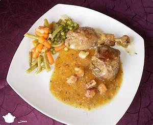 Recette Cuisse De Canard Vin Blanc : recette canard au vin blanc en cocotte ~ Dode.kayakingforconservation.com Idées de Décoration