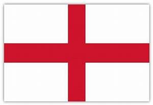 ST GEORGE CROSS ENGLAND FANS FLAG DECORATION RUGBY ...