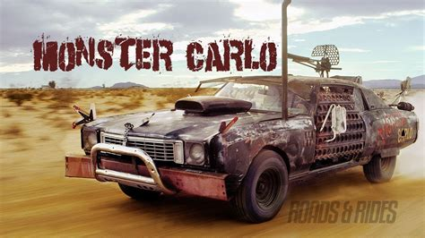 Mad Max Cars Of Wasteland Weekend