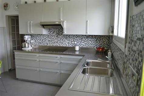 plan de travail cuisine inox sur mesure plan de travail inox cuisine evier de cuisine evoer en