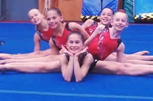 YMCA Gymnastics Team