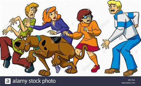 Shaggy Scooby Doo Daphne Velma Fred Whats New Scooby