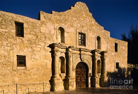 The Alamo Photograph By Inge Johnsson