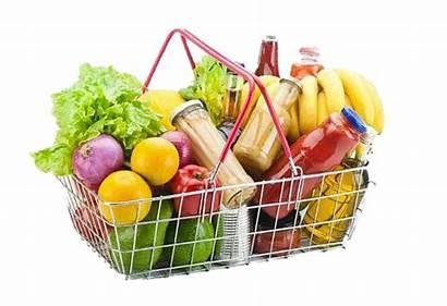 Grocery Transparent Shopping Safety Basket Uric Acid