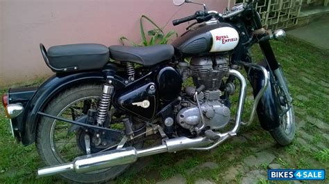 Royal Enfield Classic 350 Photo by Black Royal Enfield Classic 350 For Sale In Cuttack A