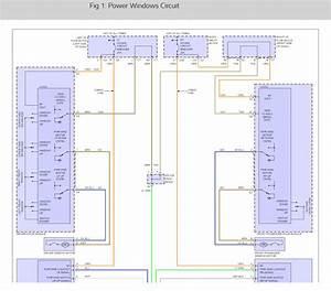 2015 Gmc Sierra 1500 Power Window Wiring Diagrams  Gmc