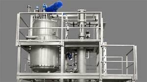 Melt Crystallization Plant