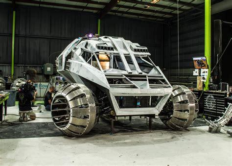 NASA debuts concept design for manned Mars rover - Seradata