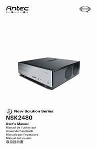 Antec Nsk2480