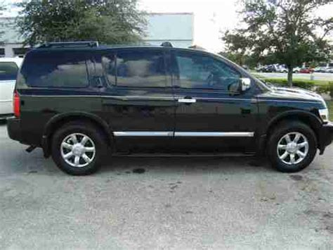 automobile air conditioning service 2007 infiniti qx56 parking system find used 2007 infiniti qx56 base sport utility 4 door 5 6l in port saint lucie florida united