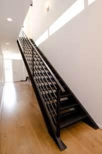 Cool Deck Railing Ideas by Seattle Home By Pb Elemental Design Milk