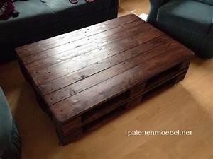 Europaletten Tisch Bauen : couchtisch selber bauen palette 05371120170510 ~ Michelbontemps.com Haus und Dekorationen