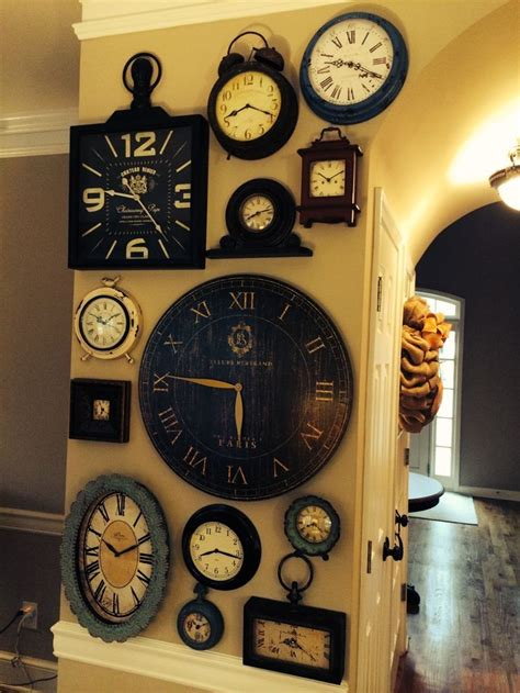 How To Decorating Clocks by Impressive Collection Of Large Wall Clocks Decor Ideas