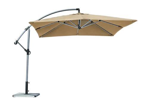 mobilier de jardin parasol pied deporte carr 233 de jardin