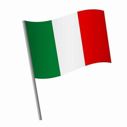 Flag Italy Ireland Italian Icon Vector Illustrations