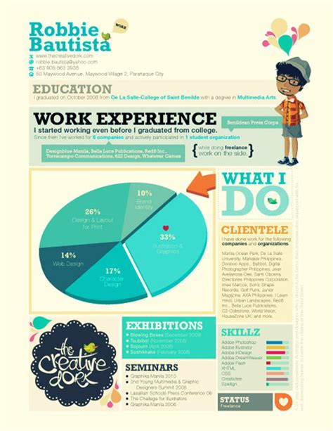 Great Resume Designs That Catch Attention by Great Resume Designs That Catch Attention And Got Hired Design That Sticks