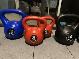 Get a daily email with the latest ads in your areas of interest. Brand New Kettlebells for sale | Gym & Fitness | Gumtree Australia Parramatta Area - Parramatta ...