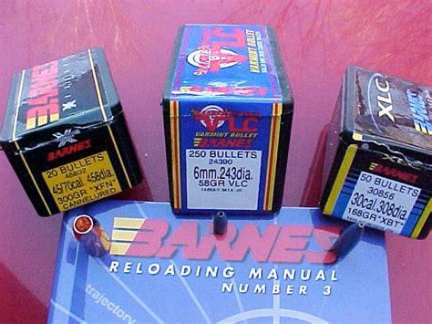 barnes reloading manual barnes new reloading manual 3