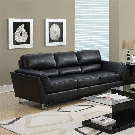 Black Living Room Furniture Sets - [peenmedia.com]