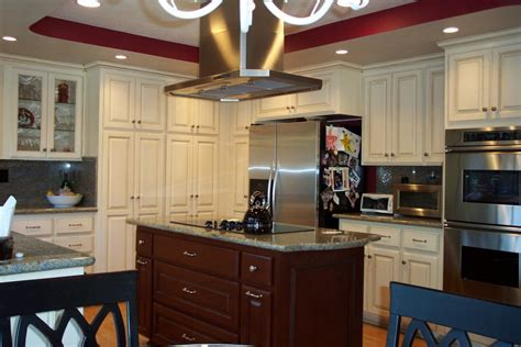 The Ideal Range Hood Height For A Kitchen Surface ? Home