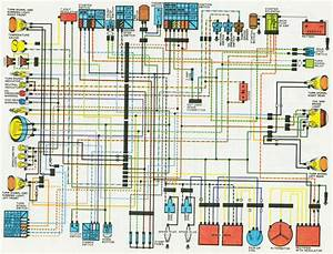 Citroen Cx Wiring Diagram