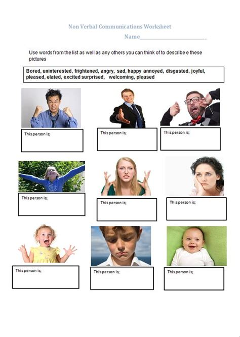 interpersonal   management skills  verbal
