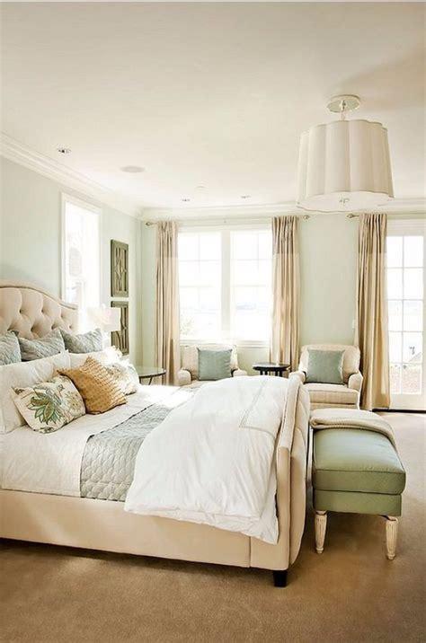 Bedroom Color Schemes For 2018 Cream  Master Bedroom Ideas