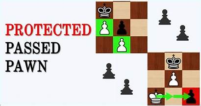 Pawn Protected Passed Endgame