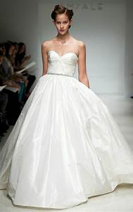 2012 wedding dresses ballgown bridal gown amsale 2 With amsale wedding dress