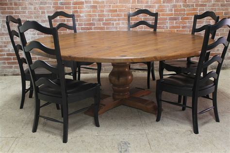 dining room table for 6 getting a round dining room table for 6 by your own