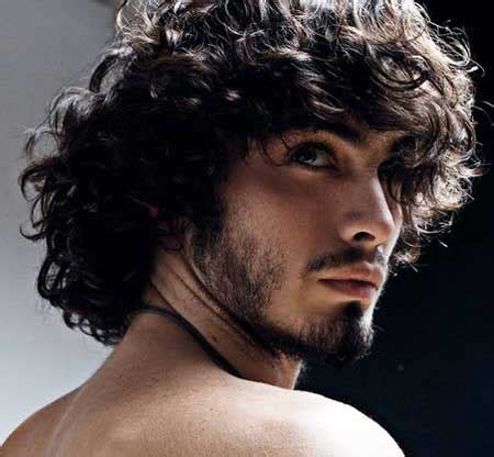 hairstyles  men  curly hair mens hairstyles