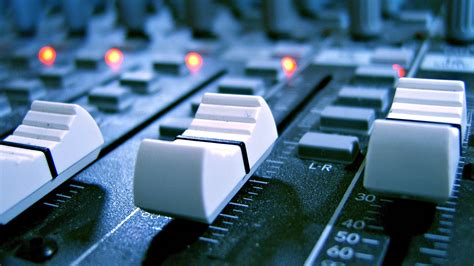 mixing desk hd wallpapers backgrounds wallpaper abyss