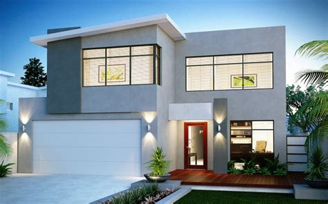 rumah minimalis dua lantai terbaru gambar rumah idaman