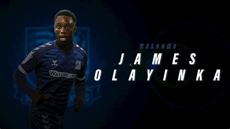 JAMES OLAYINKA SIGNS! - News - Southend United