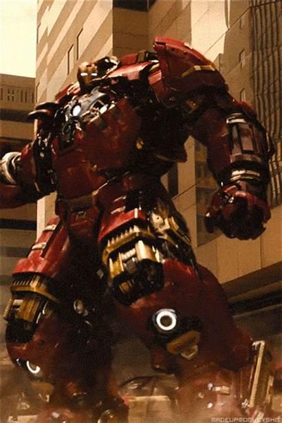 Iron Hulkbuster Hulk Buster Marvel Tony Avengers