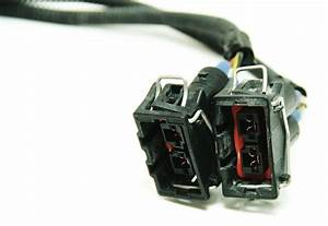 Horn Wiring Plugs Pigtail 00-06 Audi Tt Mk1