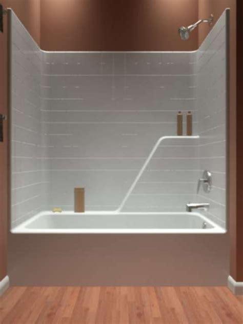 tile shower tub combo google search bathtub remodel