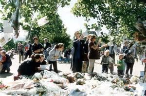 Flowers After Princess Diana Death
